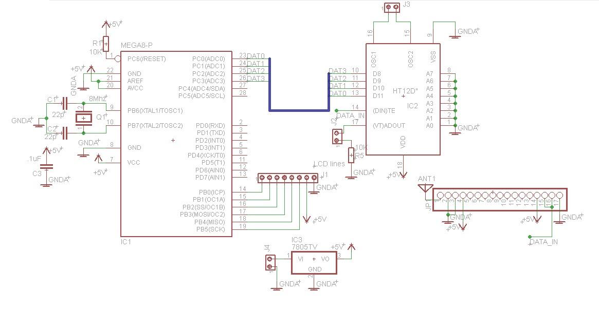 Electronicsviaweb Arduino Project Automatic Station Name