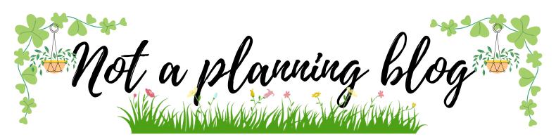 Not A Planning Blog