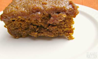 Delicious Pumpkin Coffee Cake | It's Always Ruetten
