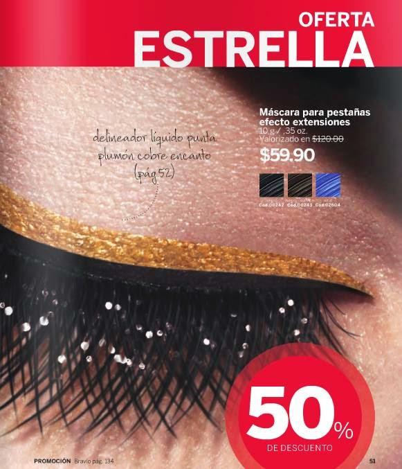 Mascara para Pestañas Esika C-18-2014
