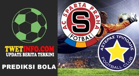Prediksi Sparta Praha vs Asteras Tripolis