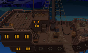 Pirate Shipwreck Treasure Escape
