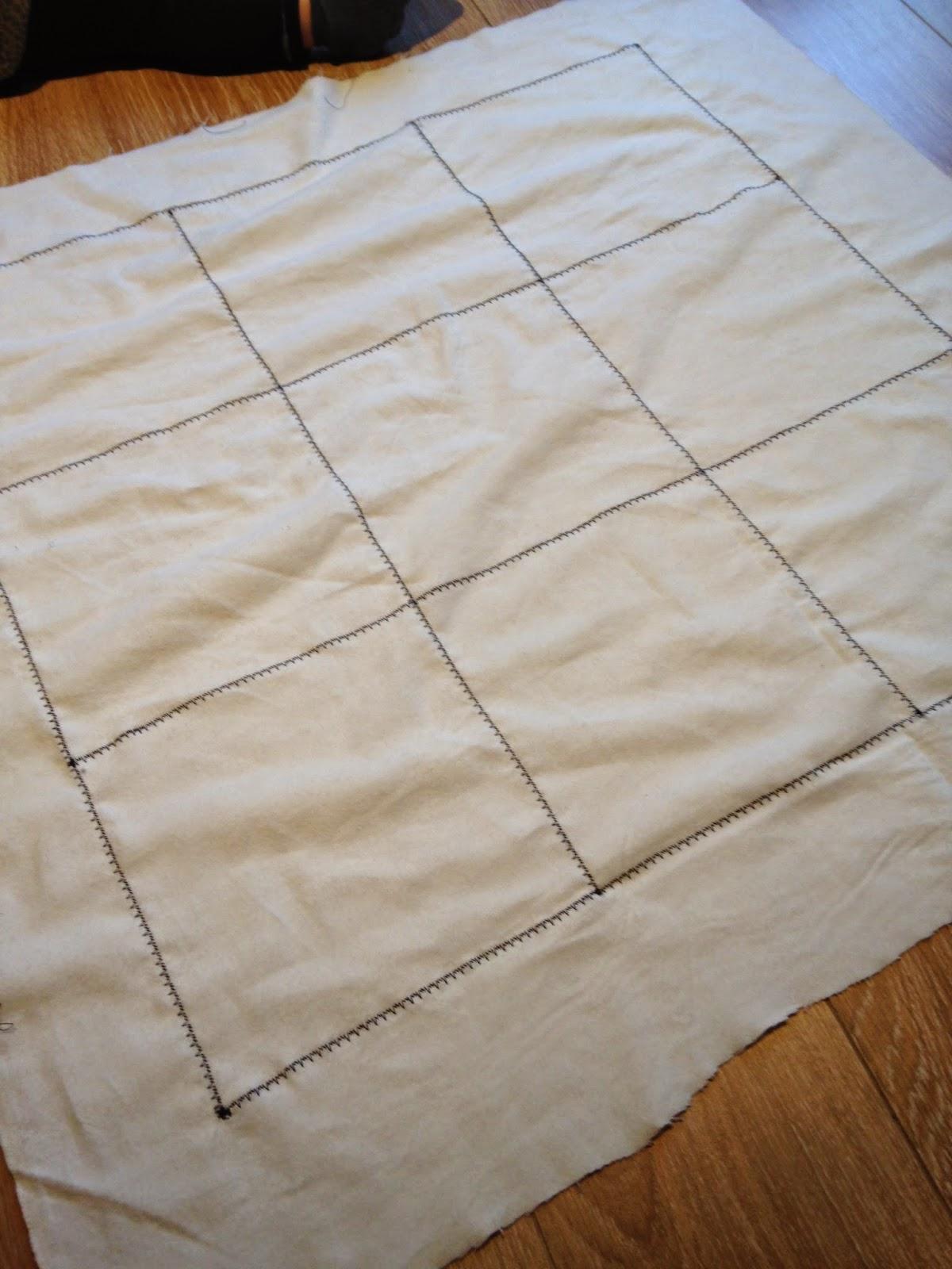 mon joli petit bureau  diy   tapis d u0026 39  u00e9veil fait