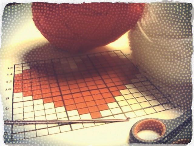 Crocheting Que Es : ... sobre el tapestry crochet o tambiEn llamado jacquard crochet