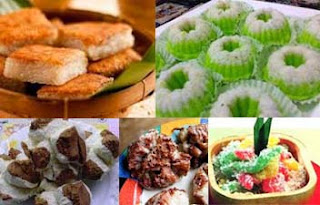 kue basah tradisonal indonesia