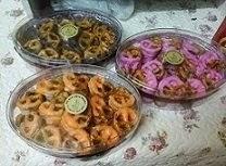 Mini pretzel 60pcs@RM18, RM24 (oreo,almond)