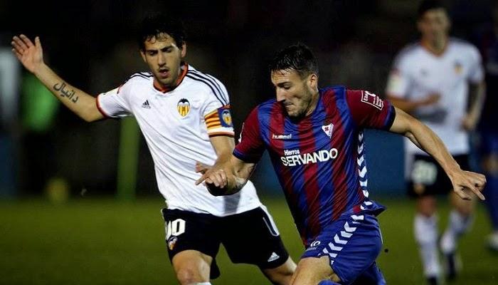 Valencia vs Eibar en vivo