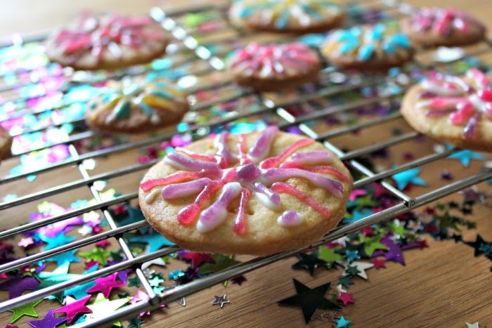 bonfire night biscuits
