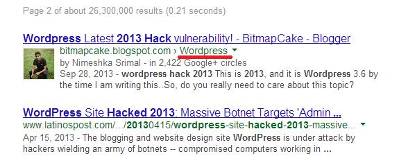 Google breadcrumbs in blogger