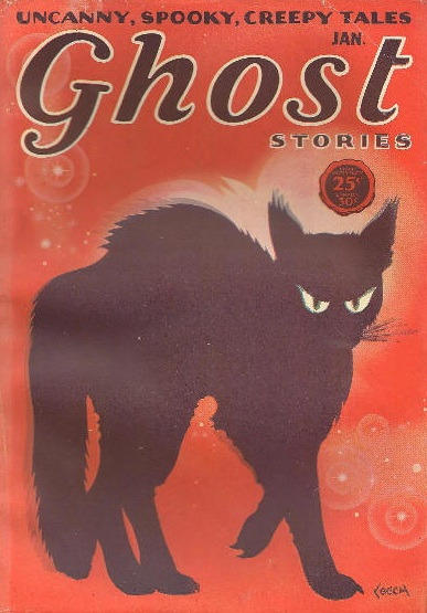 GHOST STORIES #14 1968 SILVER AGE DELL COMICS
