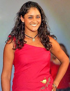 Sunitha Rao Indian Tennis Player