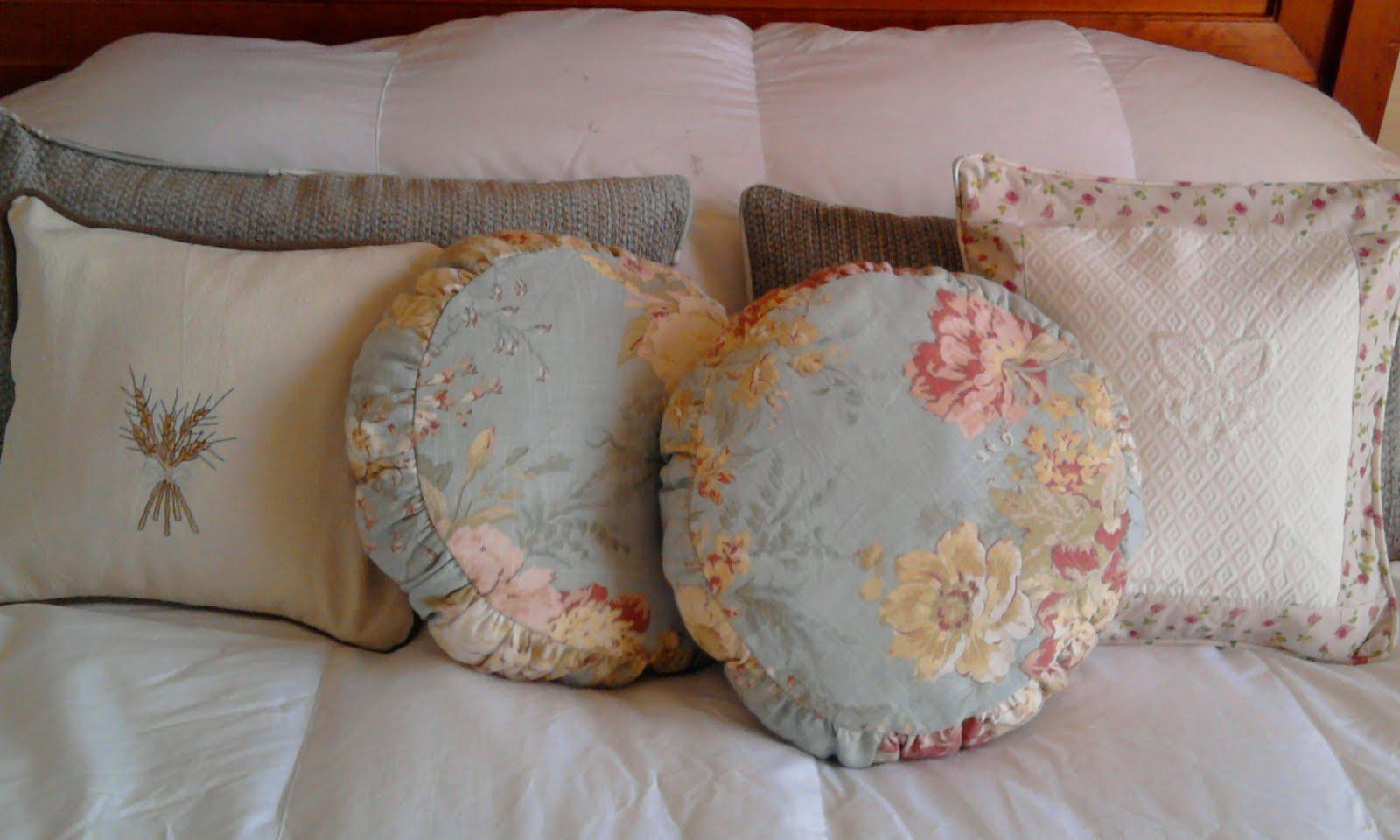 Las suaves texturas de los cojines decoraciones para el - Decoraciones para el hogar ...