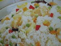 gambar nasi goreng oriental lezat