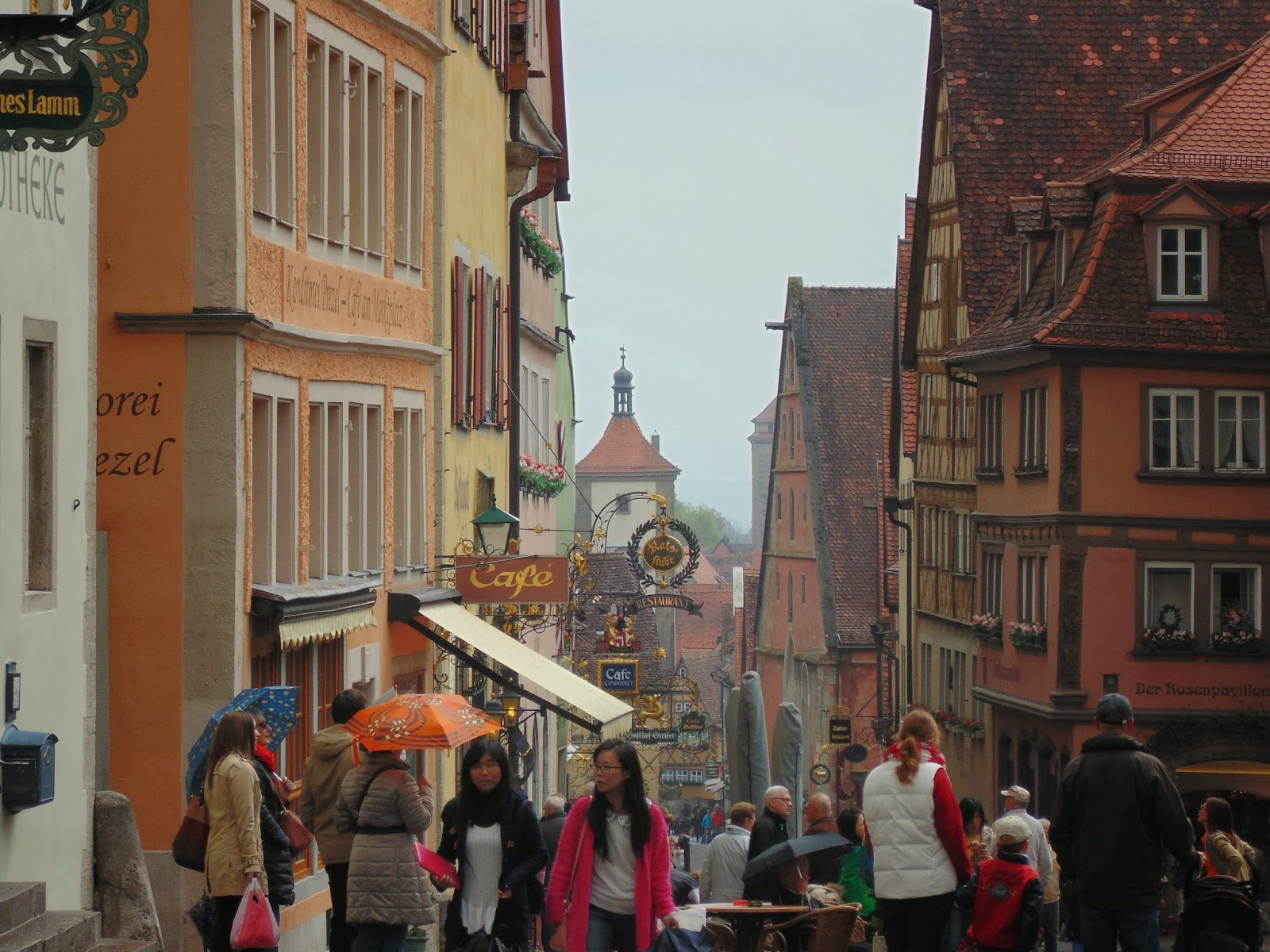 Rothenburg Ob Der Tauber Germany  City new picture : Trip to Rothenburg ob der Tauber, Germany part 1 | Life in ...