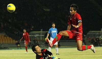 Hasil Lengkap Kualifikasi Piala Asia U-22 Grup E 5 Juli 2012
