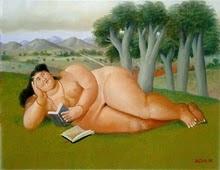 """Galería de pinturas sobre el tema """"LA LECTURA"""""""