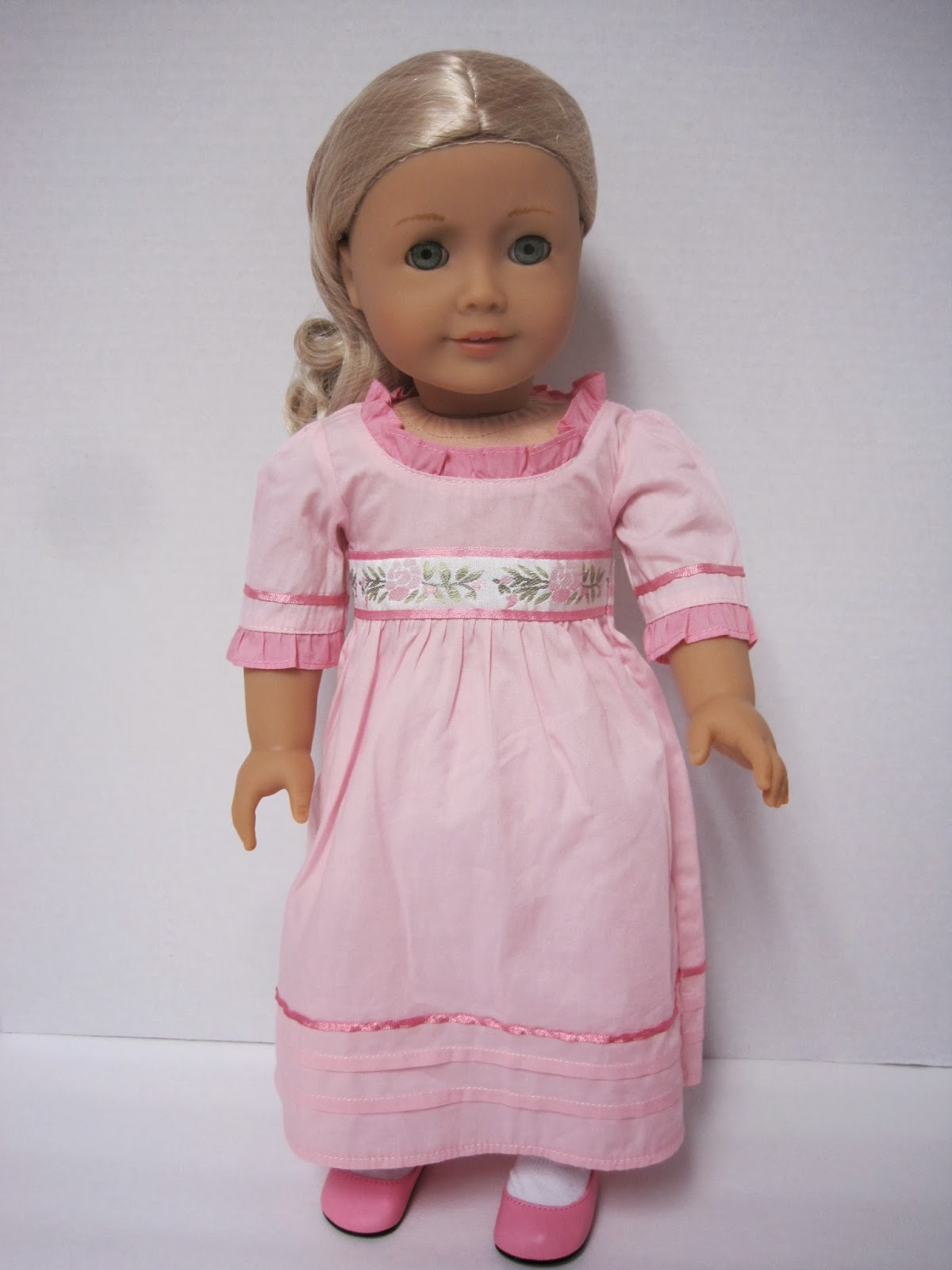 american girl doll care instructions