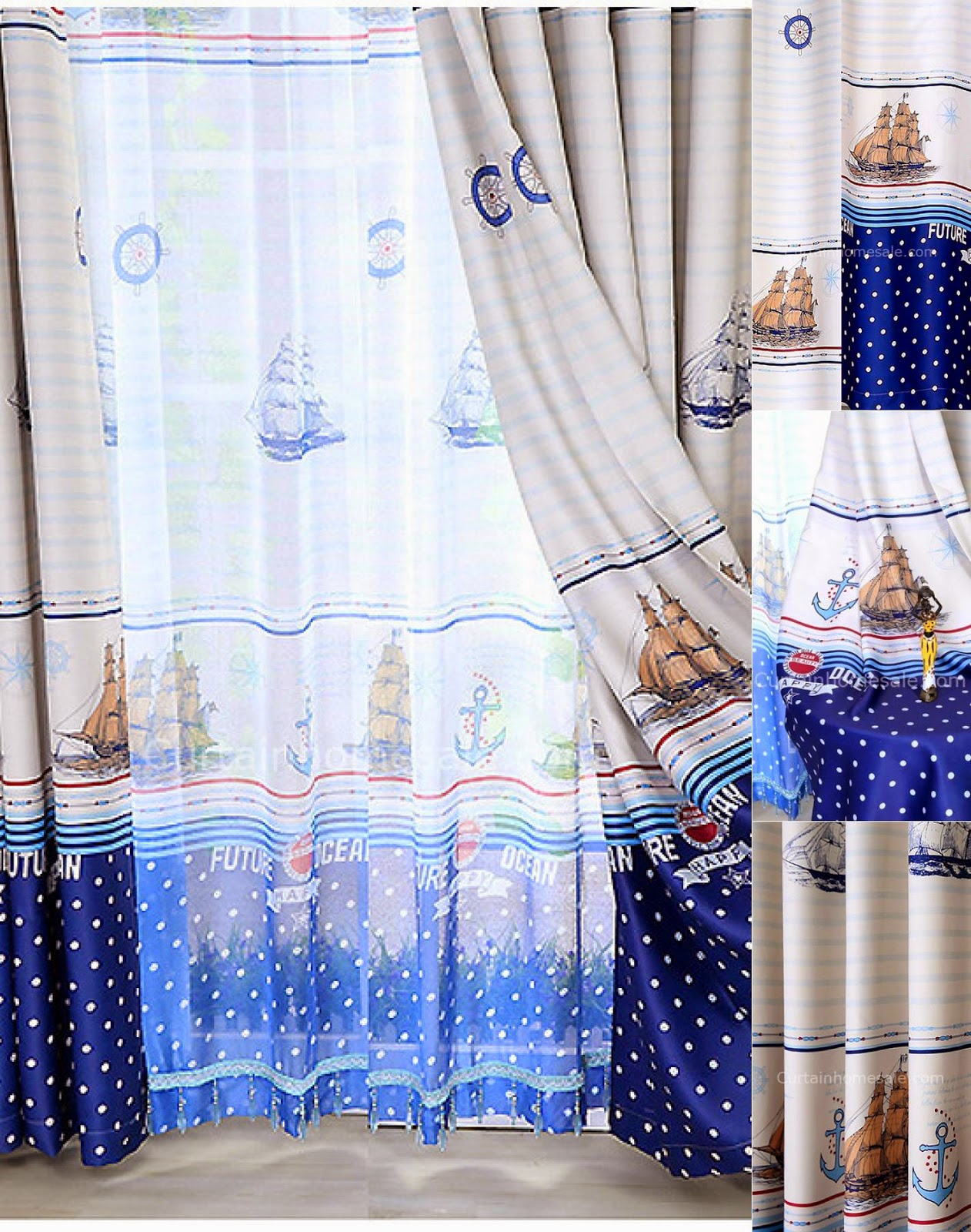 Different Style Ideas Curtains For The Teenagers