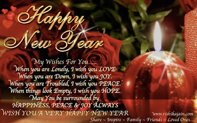 Happy New Year Picture Messages 2016