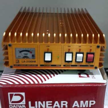 Daiwa LA-2190HK VHF LINEAR AMPLIFIER