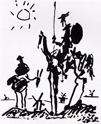 Don Quixote y Sancho Panza