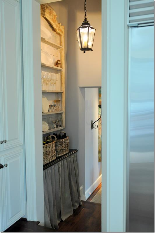 Vintage cottage kitchen inspirations french country cottage - Country cottage hallways ...