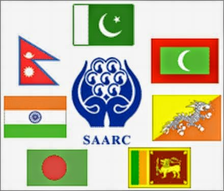 Indian-Subcontinent-SAARC-member-countries