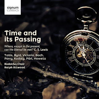 Time and its Passing - Rodolfus Choir, Ralph Allwood