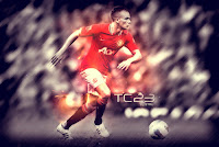Manchester United Wallpaper #6 - Tom Cleverley, The Future Midfielder