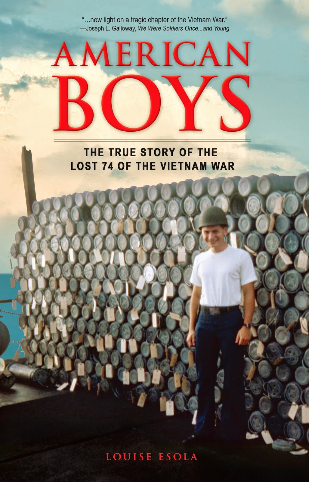 American Boys: The True Story of the Lost 74
