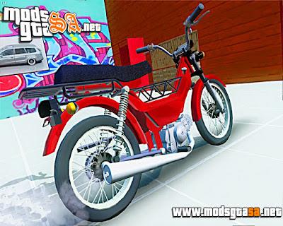 SA - Shineray XY50Q