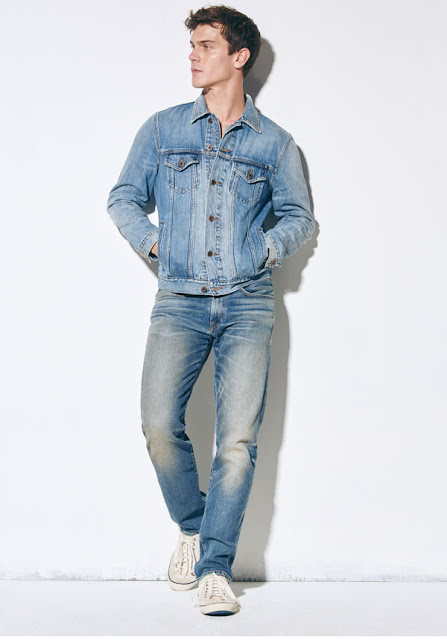 Men's Soft Denim