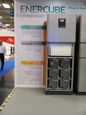 Zintegrowany system gromadzenia energii 9.6 kWh firmy PhonoSolar
