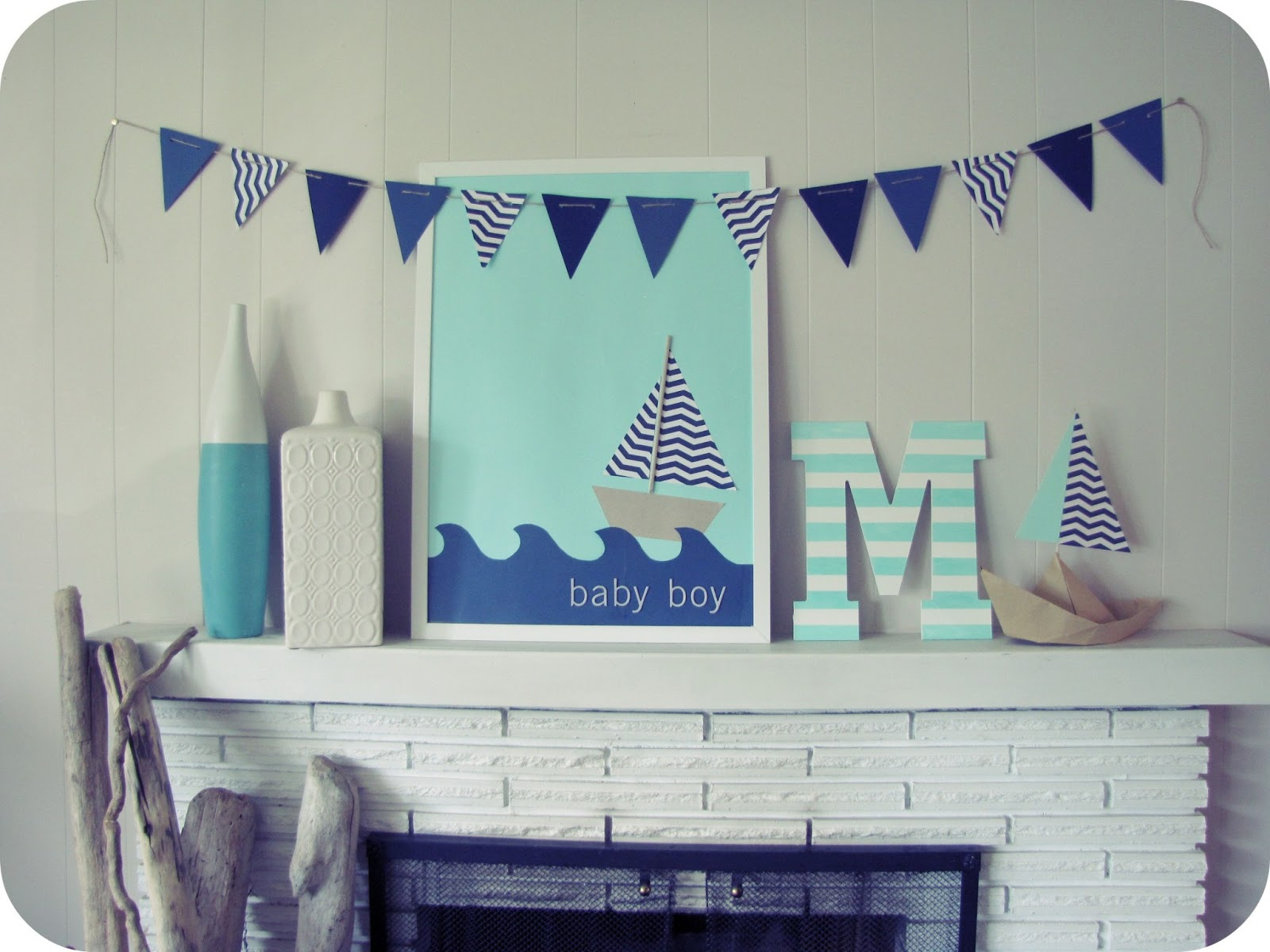 best decorating boys decorations interior pinterest and nautical shower home baby exterior decor fascinating ideas bedroom kitchen for