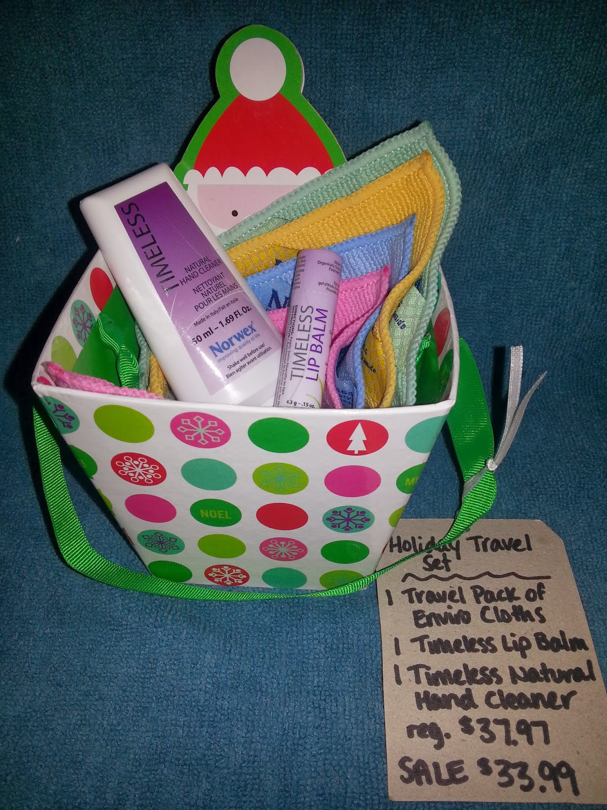 Rebecca lange norwex independent sales consultant for Customer holiday gift ideas