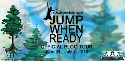 Jump When Ready Blog Tour
