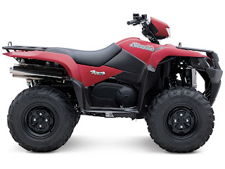 2013 Suzuki KingQuad 750AXi Power Steering 30th Anniversary Edition 2