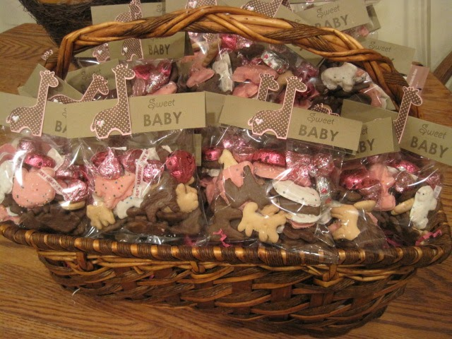 Im In Haven Baby Shower Favors