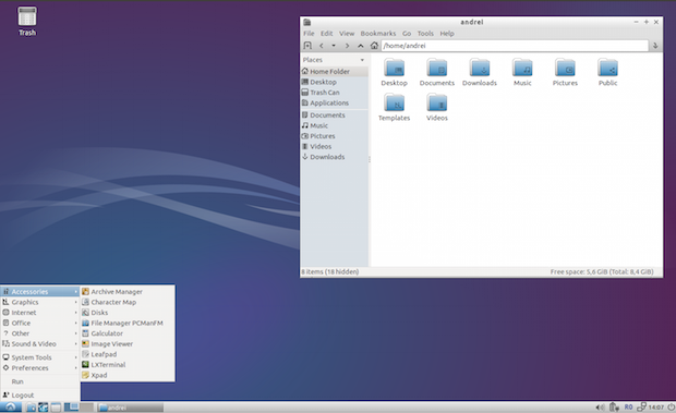 Download LUbuntu 15.04 Alpha 2