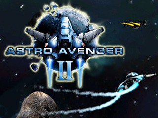 لعبة الفضاء Astro Avenger 2