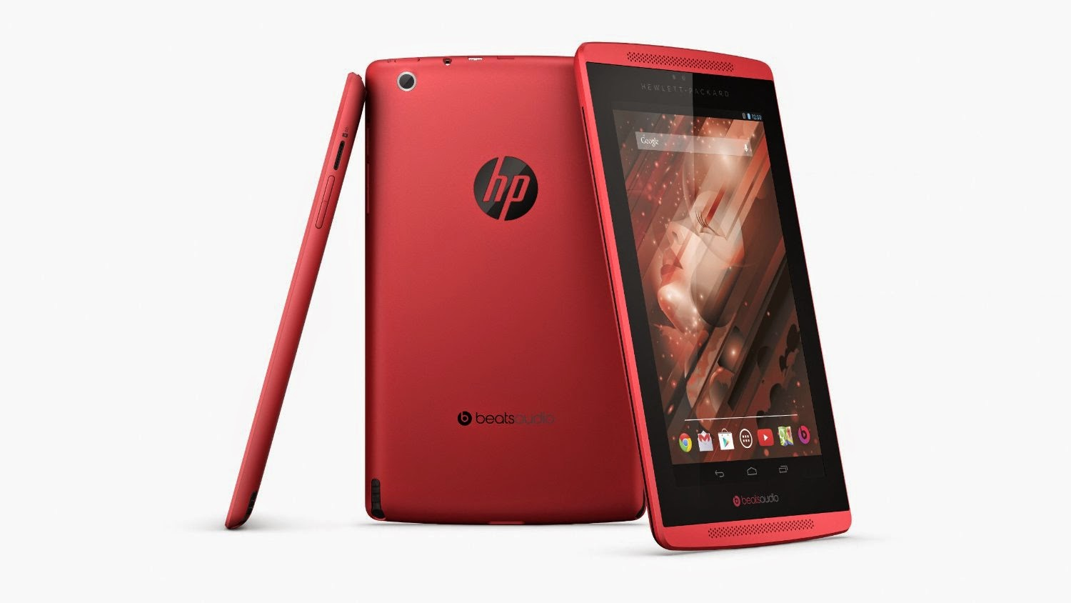 HP Slate 7-inch Beats Edition Tablet