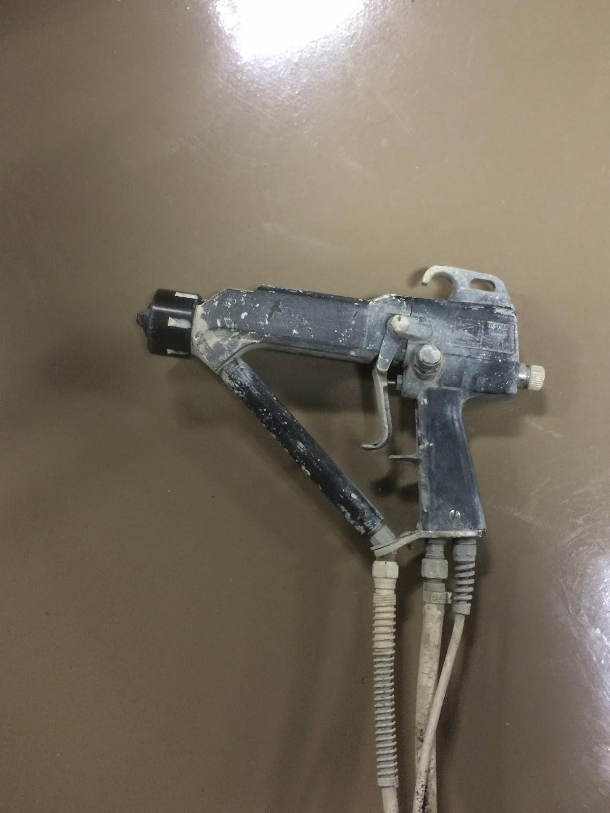 kremlin spray gun