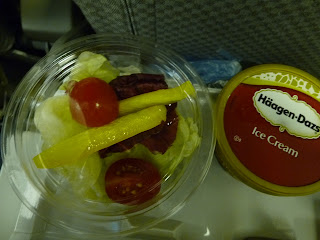 JAL inflight Meal picture