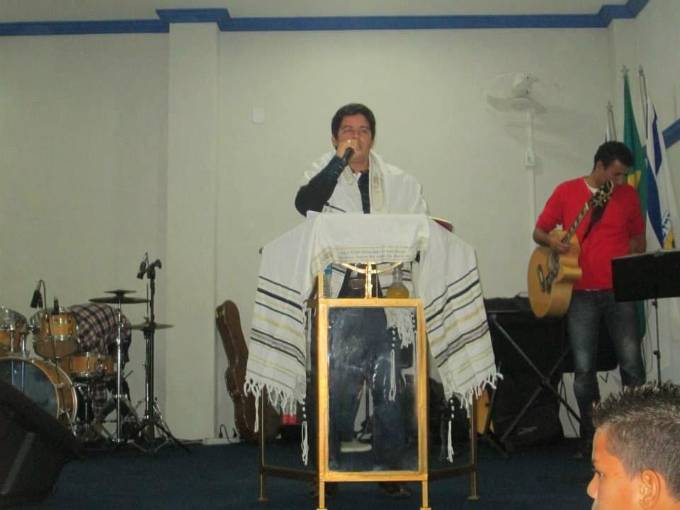 Culto da Pessach 2014: