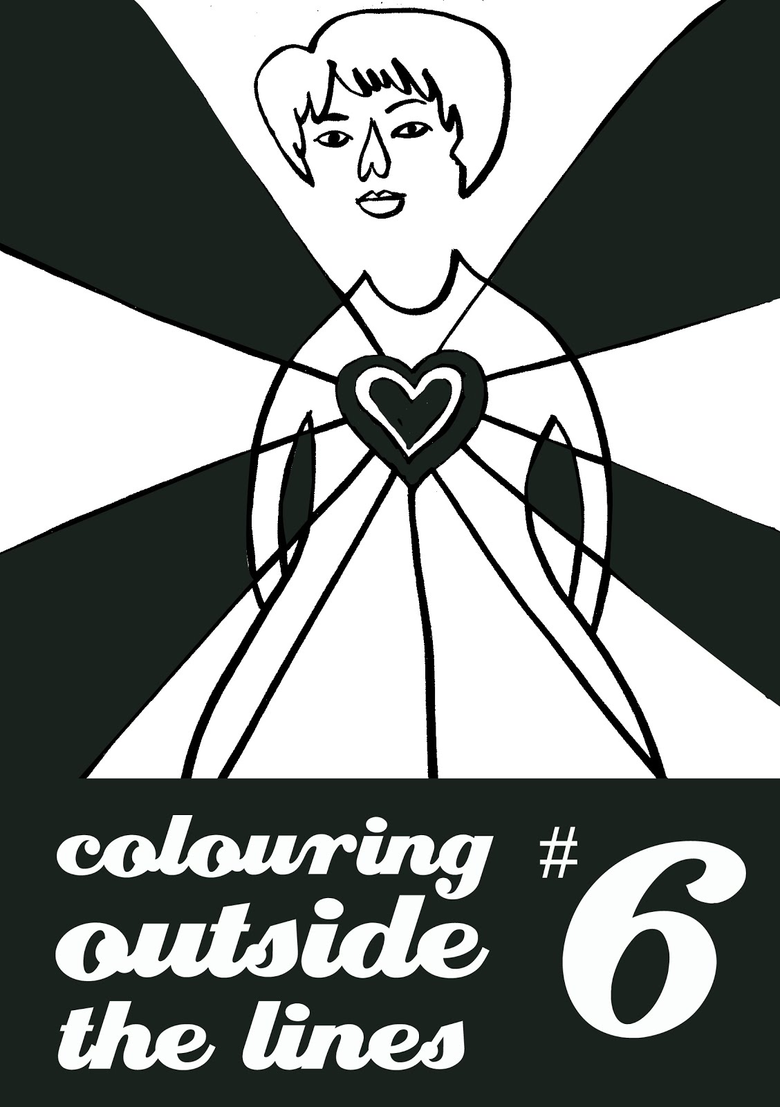 Color lines online strip game - But Colouring Outside The Lines Zine Issue 6 Will Be Out Shortly More News And Full Details Coming Soon