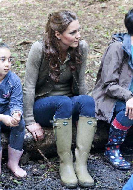 Le Chameau rain boots, Le Chameau wellies, rain boots, classic rain boots, Kate Middleton