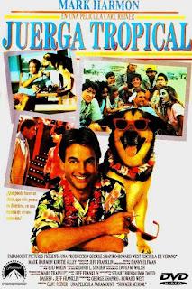 """ESPECIAL VERANO. DIA 3: """"Juerga tropical"""" (1987) de Carl Reiner."""