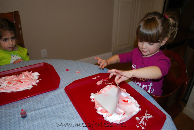fun craft for Valentine's Day