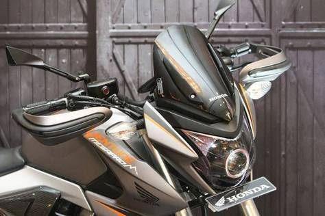Modifikasi Honda New Megapro 2014