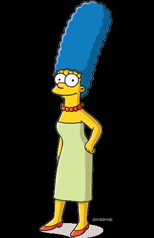 Imagen De Homero Simpson Q Parece Salir Del Muro -